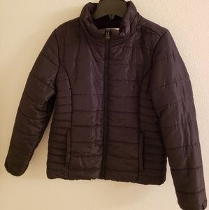 Girls Justice Puffer Coat